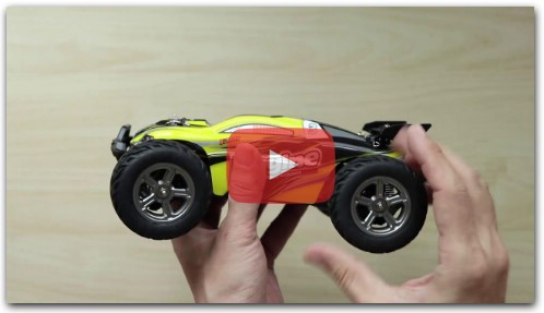 WLToys 20404 Agility RC Car (Обзор)